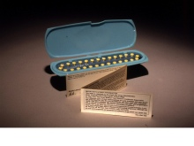 The original contraceptive informational insert. Photograph by US FDA; used under creative commons license.